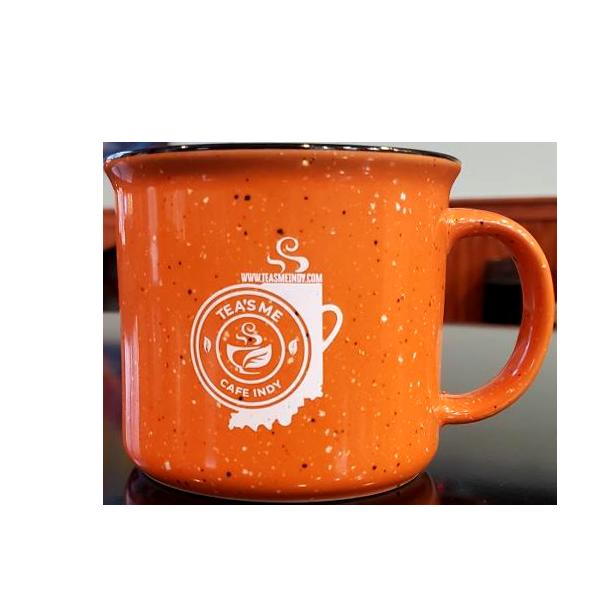 Tea's Me Cafe Mug
