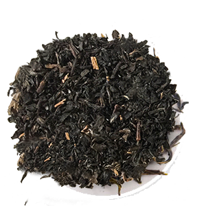 Black Loose Leaf Tea at Tea's Me Cafe