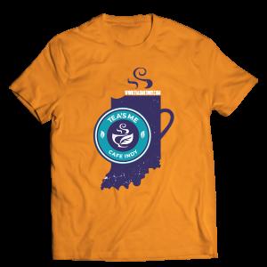 Tea's Me Logo TShirt
